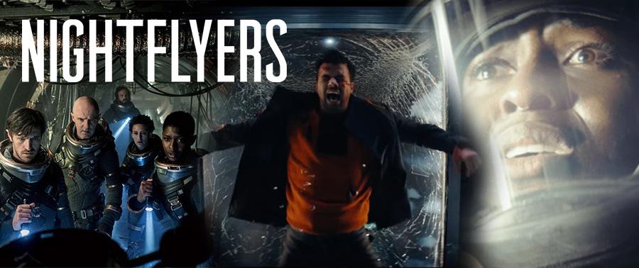 Copertina Nightflyers Recensione Birdmen Netflix SyFy
