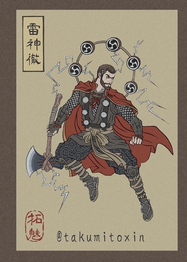 avengers-endgame-ukiyoe4