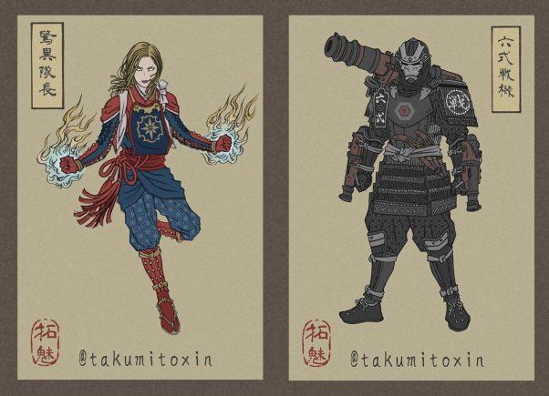 avengers-endgame-ukiyoe9-602x435